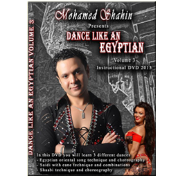 Dance Like An Egyptian Vol 3