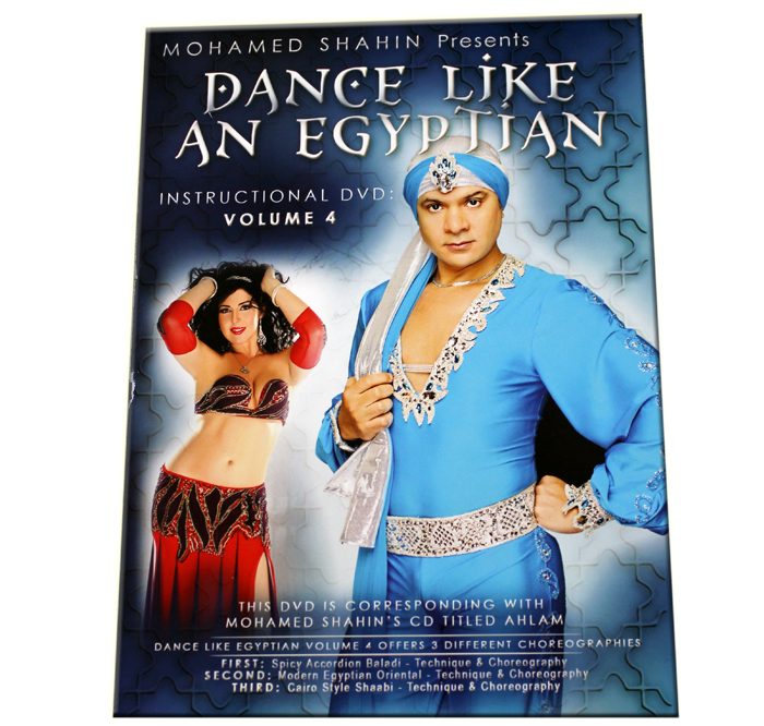 Dance Like An Egyptian Vol.4
